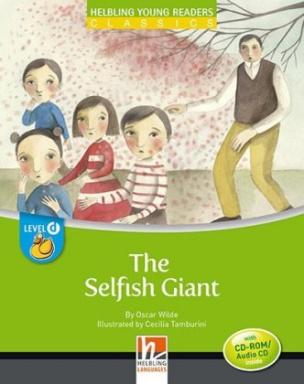 The Selfish Giant, mit 1 CD-ROM/Audio-CD, m. 1 CD-ROM