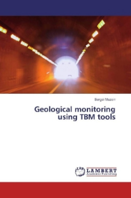 Geological monitoring using TBM tools