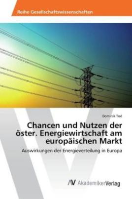 Chancen und Nutzen der österreichischen Energiewirtschaft am europäischen Markt