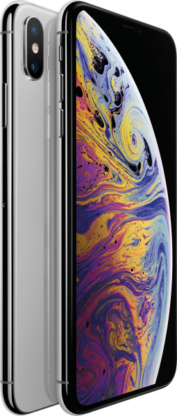 "APPLE Smartphone ""iPhone XS Max"" (512 GB, silber)"