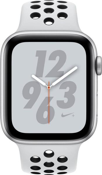 "APPLE Smartwatch ""Nike+ Series 4"" (GPS + Cellular, 40mm, Aluminiumgehäuse, Weiß)"