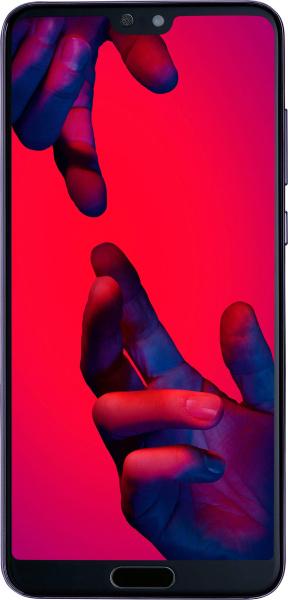 "HUAWEI Smartphone ""P20 Pro"" (6,1 Zoll, 128 GB, LTE, schwarz, 2018)"