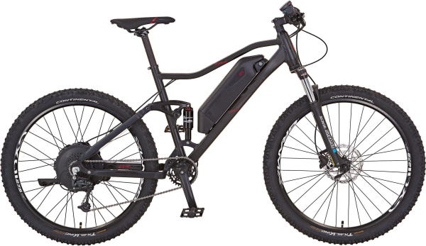 """REX BIKE E-Bike """"Graveler e9.7"""" (MTB, 27,5 Zoll, 9 Gänge, Heckmotor)"""