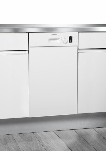 """BOSCH Unterbaugeschirrspüler """"SPD25CW03E"""" (45 cm breit, A+)"""