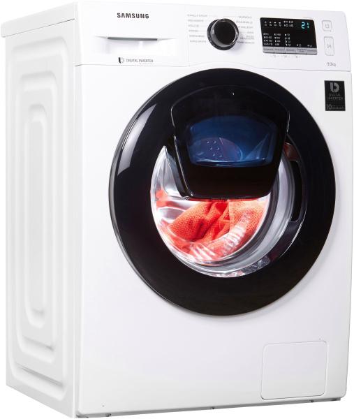 "SAMSUNG Waschmaschine ""AddWash WW4500 WW90K44205W/EG"" (A+++, 9 kg)"
