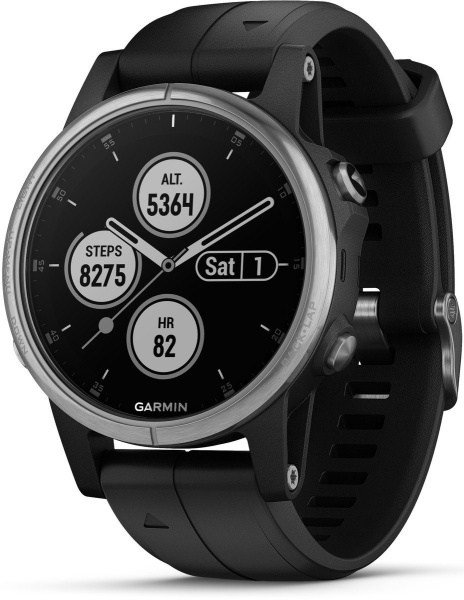 "GARMIN Smartwatch ""fenix 5S Plus"" (Bluetooth, wasserdicht, 42mm)"