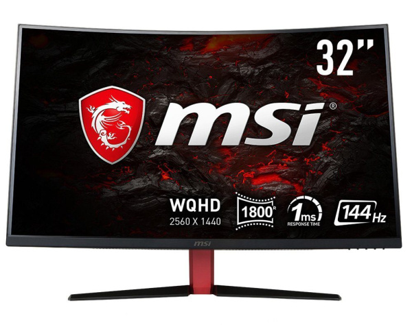 "MSI Gaming-Monitor ""AG32CQ-8015"" (32 Zoll, 2560x1440 WQHD, Curved)"