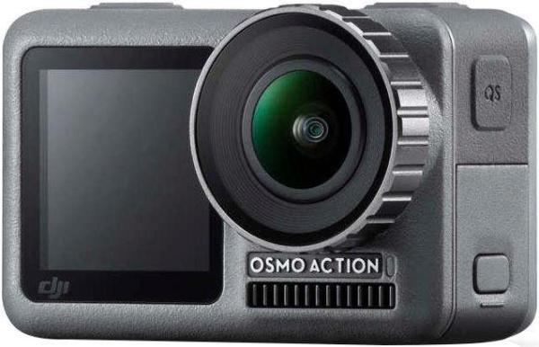 "DJI Kamera ""Osmo Action"" (4K Ultra HD, Bluetooth, WLAN)"
