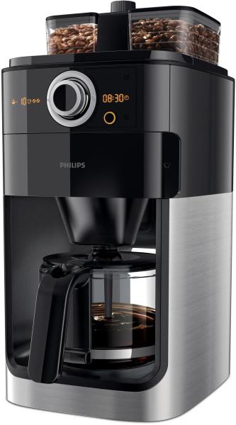 """PHILIPS Kaffeemaschine """"Grind & Brew HD7769/00"""" (mit Mahlwerk, doppeltes Bohnenfach)"""