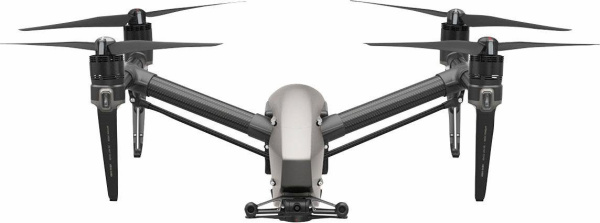 "DJI Drohne ""Inspire 2"" (94 km/h, 27 Minuten, 7 km)"