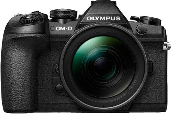 "OLYMPUS Kamera ""OM-D E-M1 Mark II""  (20,4 Megapixel,12-40 mm PRO Zoom)"