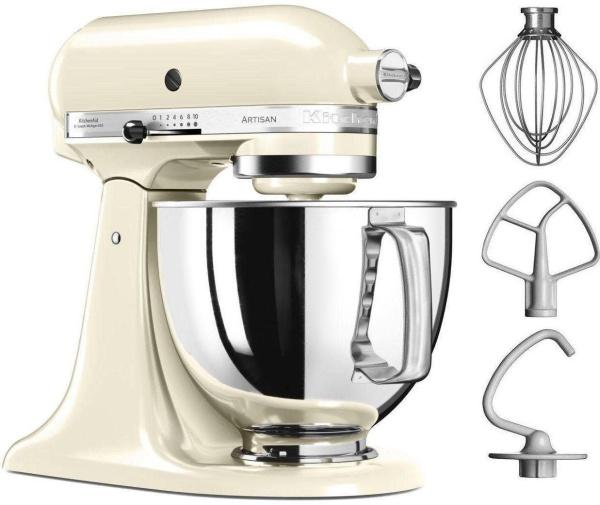 """KRUPS Küchenmaschine """"HP6051 i Prep&Cook Gourmet"""" (1550 Watt, 4,5L Schüssel)"""