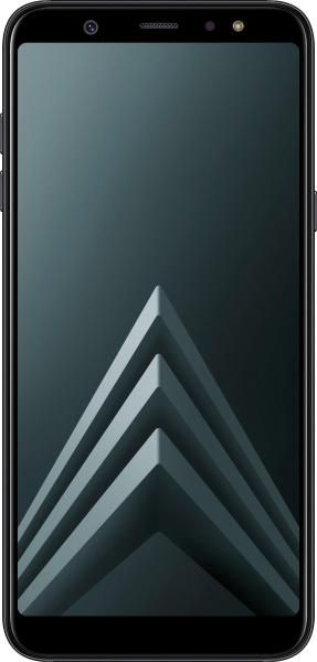 "SAMSUNG Smartphone ""Galaxy A6 Plus"" (6 Zoll, 32 GB, Android, schwarz, 2018)"