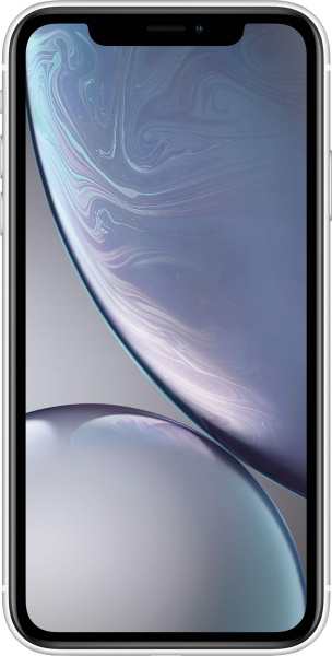 "APPLE Smartphone ""iPhone XR"" (256 GB, weiß)"