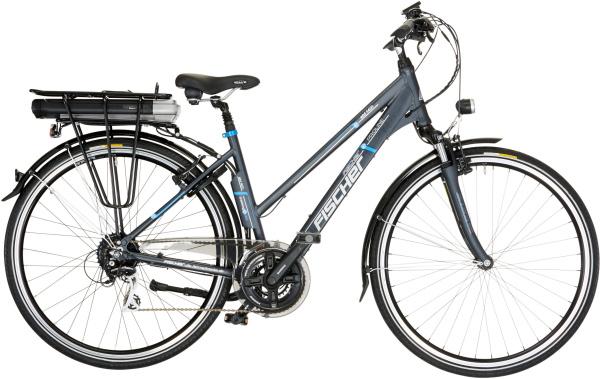 "FISCHER Trekking-E-Bike ""Proline ETD 1401"" (28 Zoll, 24 Gänge, Hinterradmotor)"
