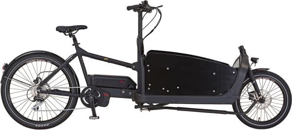"PROPHETE E-Bike ""Cargo 2.1"" (26 Zoll, Transportbox, Mittelmotor)"
