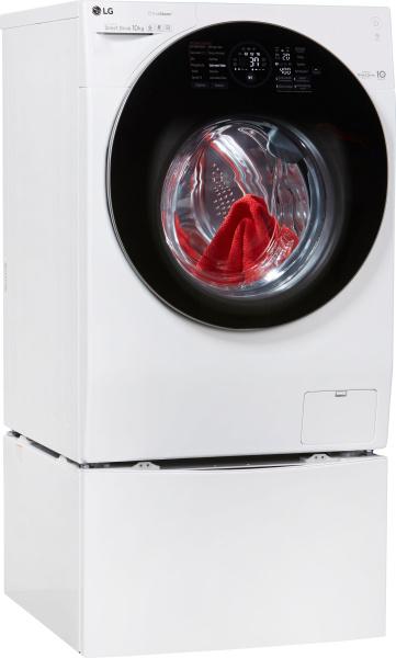 """LG Waschmaschine """"TWINWash F14WM10GT"""" (A+++, 10 + 2 kg)"""