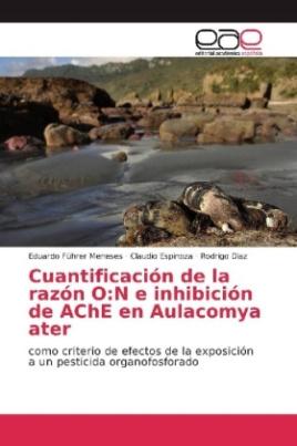 Cuantificación de la razón O:N e inhibición de AChE en Aulacomya ater