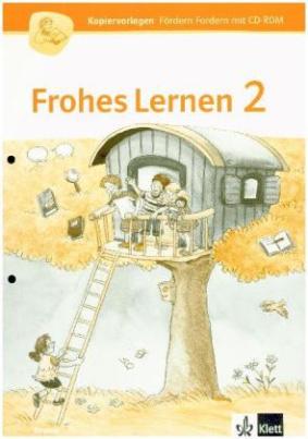 2. Schuljahr, Kopiervorlagen Fördern und Fordern + CD-ROM