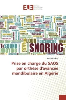 Prise en charge du SAOS par orthèse d'avancée mandibulaire en Algérie