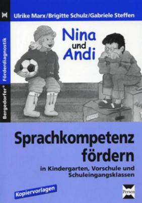 Nina und Andi, Kopiervorlagen