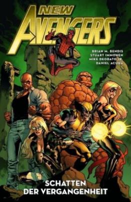 New Avengers - Schatten der Vergangenheit