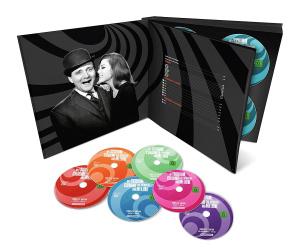 Mit Schirm, Charme und Melone - 50th Anniversary Complete Edition