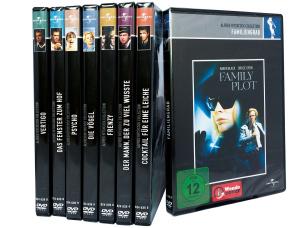 8er DVD-Set Alfred Hitchcock
