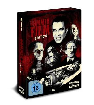 Gruselklassiker - Hammer Film Edition