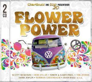 Chartboxx & Top 20 präsentieren: Flower Power