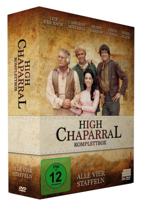 Fernsehjuwelen: High Chaparral - Komplettbox
