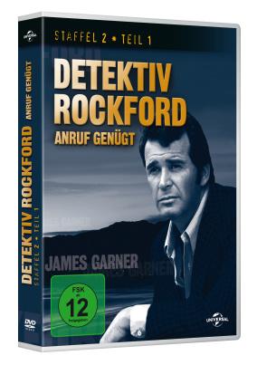 Detektiv Rockford - Anruf genügt: Folgen 25-35