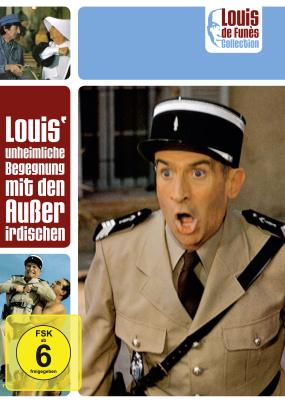 Louis de Funès: Louis' unheimliche Begegnung mit den Außerirdischen