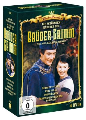 Die schönsten Märchen der Brüder Grimm - Box 1