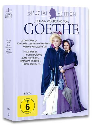Johann Wolfgang von Goethe - DEFA-Special-Edition