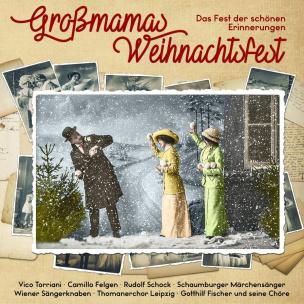 Großmamas Weihnachtsfest