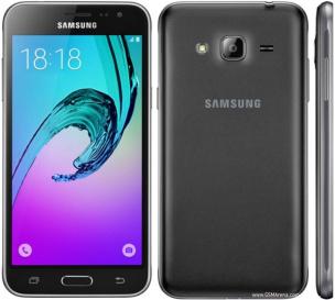Mobiltelefon Samsung Galaxy schwarz