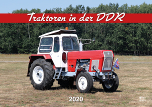 Traktoren in der DDR 2020