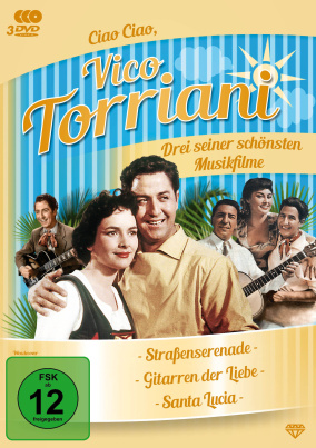 Ciao ciao, Vico Torriani - Drei seiner schönsten Musikfilme!