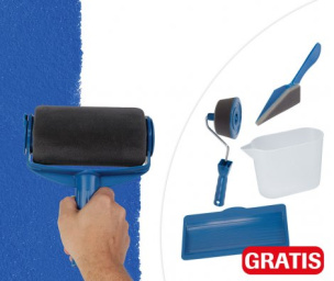Renovator Paint Runner Pro: Tropffrei Streichen in Rekordzeit