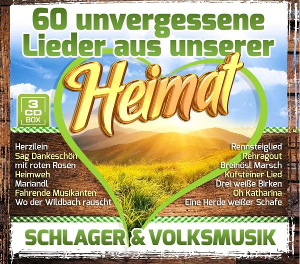 Donauland Ihre Welt Der Vorteile 60 Unvergessene Lieder Aus Unserer Heimat
