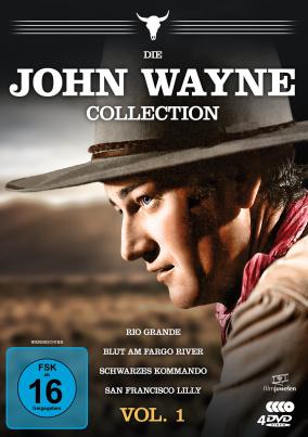 Die John Wayne Collection-Vol.1