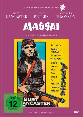Western-Legenden: Massai - Der große Apache