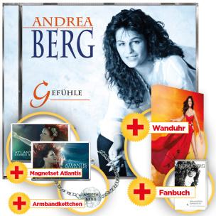 Das Andrea Berg Mega-Fanset