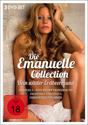 Die Emanuelle-Collection - (FSK 18)