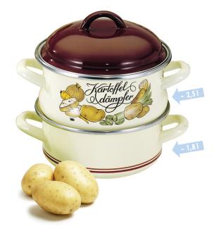 Kartoffeldämpfer