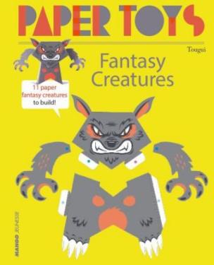 Paper Toys - Fantasy Creatures
