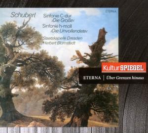 Schubert,Franz Sinfonien Nr.8 & 9, Blomstedt (CD)