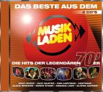 MUSIKLADEN: Die legendären 70er Hits (2CD´s)