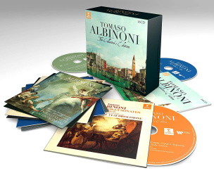 Albinoni:The Collector's Edition